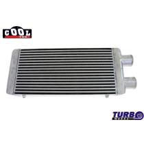 Intercooler TurboWorks 12 600x300x76 egyoldalas csatlakozásokkal
